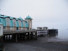 Penarth Pier, Glamorgan © cat jackson